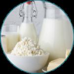 Молочная промышленность - диспергатор-гомогенизатор