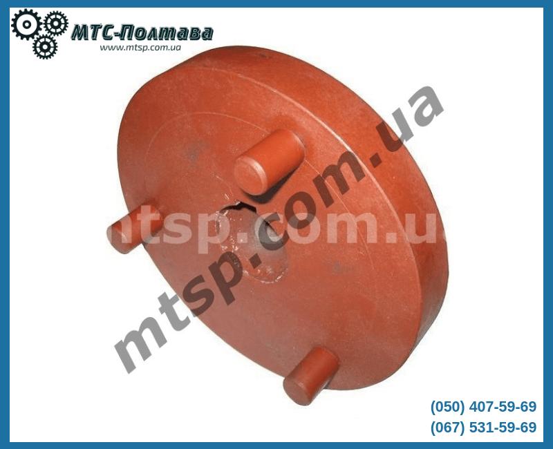 Полумуфта МУ-2 01.015-02 в сборе с пальцами