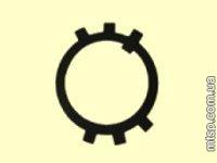 Шайба стопорная 56 ГОСТ 11872-80