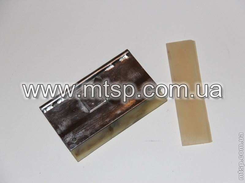 Нож-скребок барабана маслообразователя