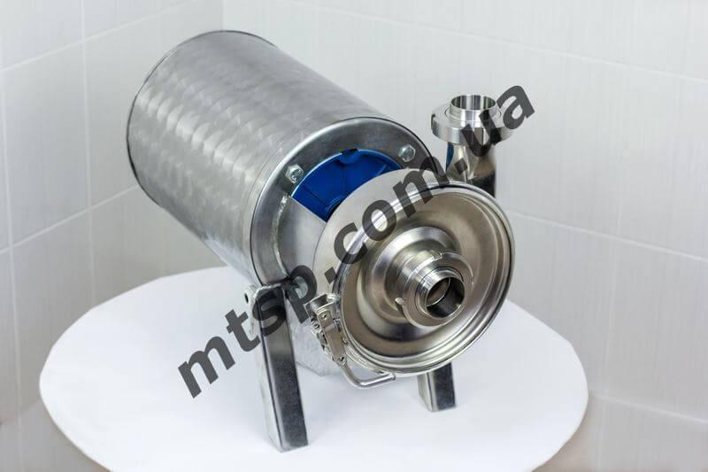 Насос пищевой 1Г2-ОПД (25 м.куб/час)