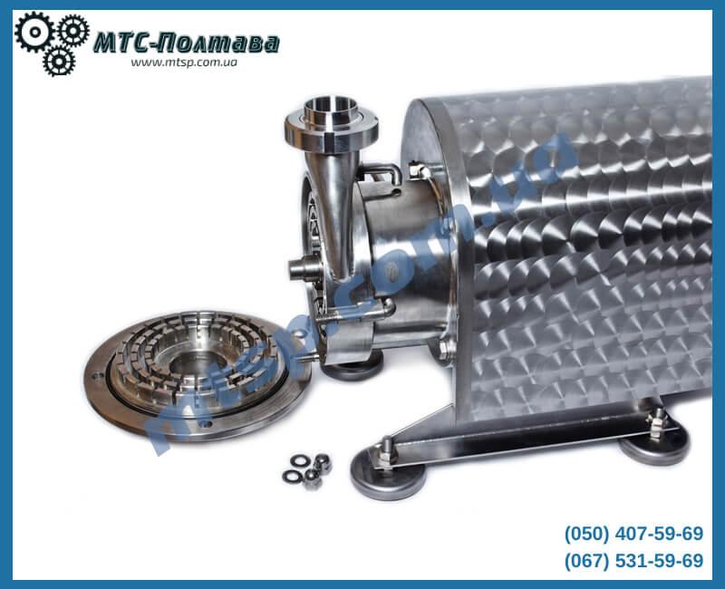 Багатозубчастий насос-диспергатор РСМ-5м (5,5 кВт)